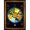 toalha calendario pagão – 130cm x 190cm