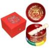 taça tibetana vermelha – 12,5cm