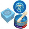taça tibetana azul – 12,5cm