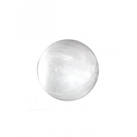 esfera selenite – pequena