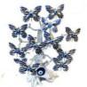 árvore da riqueza – 12 borboletas AZ PT
