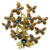 árvore da riqueza – 12 borboletas LRJ DR