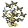 árvore da riqueza – 12 borboletas AZ DR