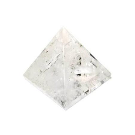 pirâmide cristal rocha – quartzo