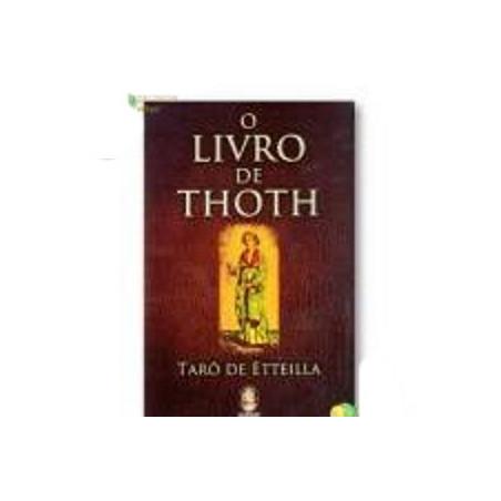 o livro de thoth (livro+78cartas)
