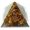 pirâmide orgonite olho tigre – 4 x 4