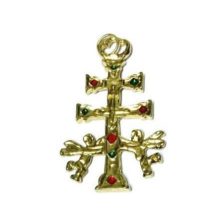 cruz de caravaca – 8cm