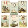 baralho cigano – as cartas de madame lenormand