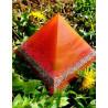 Pirâmide Orgonite - 12 x12 x 8