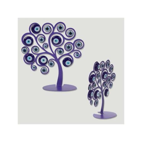 árvore de Metal - Olho Turco