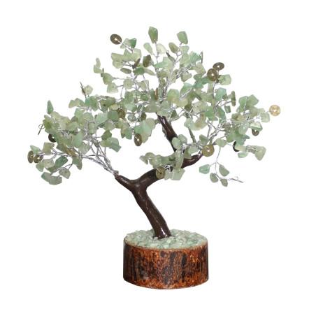 Árvore Prosperidade- Aventurina/Moedas Chinesas