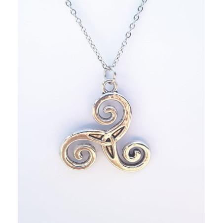 Talismã  - Triskle Celta