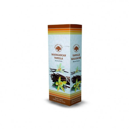 Incenso Madagascan Vanilla - 20GR