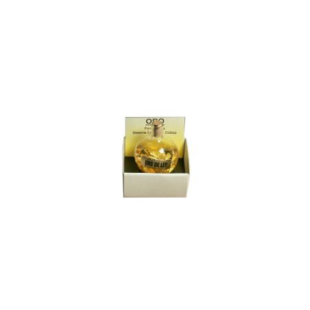Garrafa de Ouro de Lei - 4x4cm