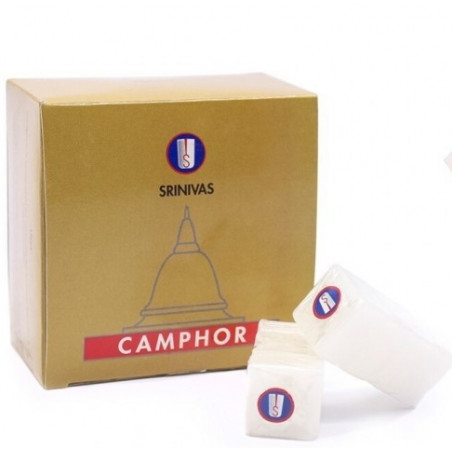 Cânfora - Caixa 250Gr