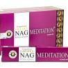 incenso golden meditation 15gr – caixa de 12