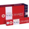 incenso golden nag champa 15gr – caixa de 12