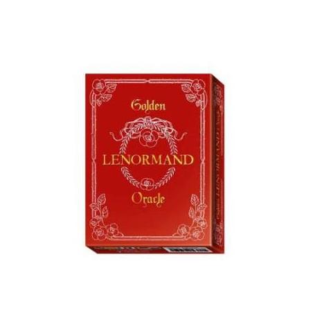 baralho cigano dourado – golden lenormand oracle