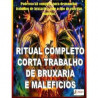 ritual corta trabalhos de bruxaria