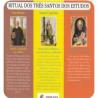 ritual dos 3 santos dos estudos