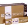 incenso golden nag chandan 15gr – caixa de 12